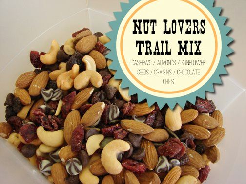 Father's Day Gift Idea   Father's Day Nut Lovers Trail Mix