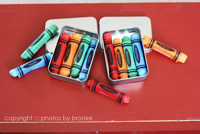 Edible Crayons: A Fun Back-to-School Treat