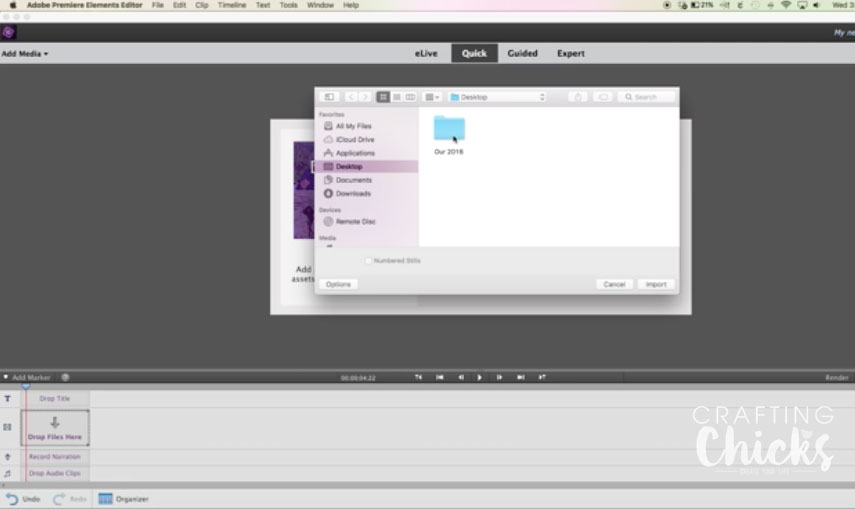 Preserving Memories With Adobe