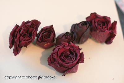 Rose Heart Shadow Box