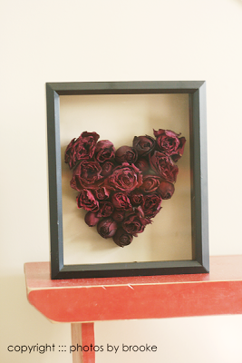 Rose Heart Shadow Box & Rose Heart Shadow Box - The Crafting Chicks Aboutintivar.Com