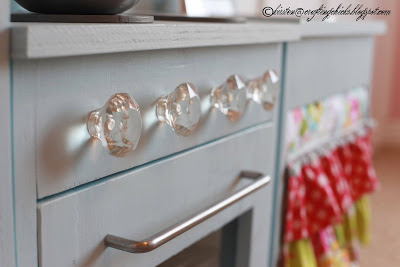 DIY Play Kitchen | DIY Wood Projects