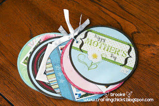 Mini Photo Album Mother's Day Gift Idea