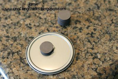 Juice Lid Magnets