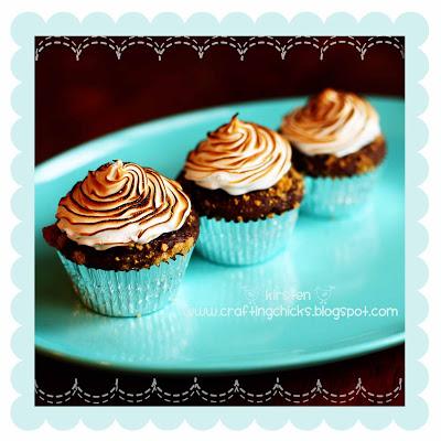 Rice Cooker Recipes smores cupcakes