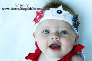 lily baby star headband fourthofjuly 2 copy