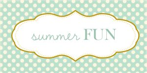 Summer fun event with Simple as That