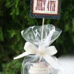 4th of July Cupcake Gifts {free download}