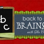 Back to School Brainstorm: A Recap
