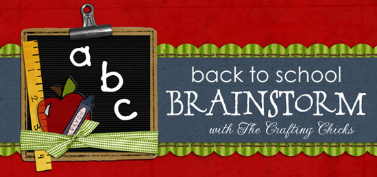 ABC Art – Back to School Brainstorm