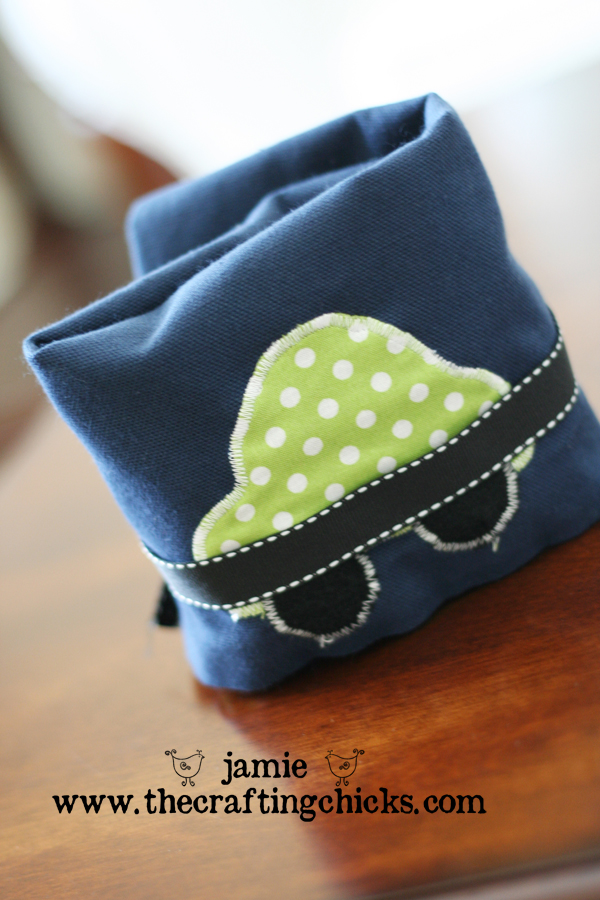 DIY Car Cozy Caddy | Sewing Project | Kids Activity | Quiet Bag