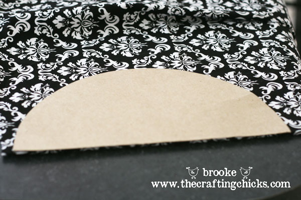 cutting-fabric-half-circle-for-modpodge-barstool