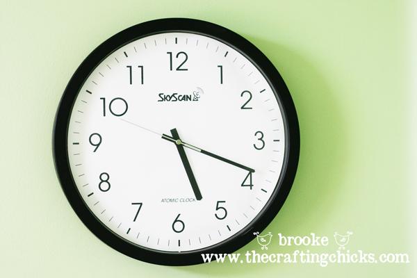 old-black-clock design your own clock