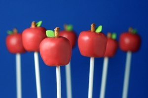 bakerella apple cakepops