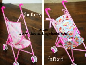stroller revamp crafting chicks 1