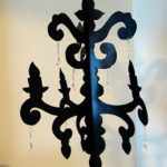 black_chandelier