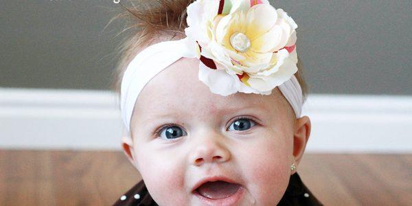 Hair Flower Tutorial