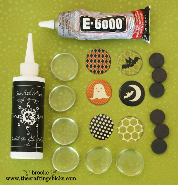 halloween magnet supplies