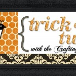 {DIY-Trick or Treat Banner & Mantel Decor}