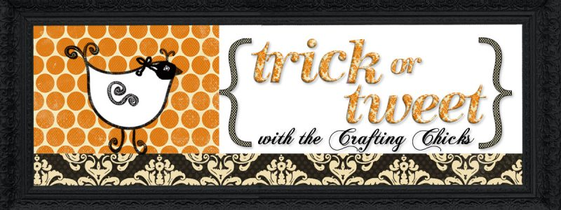 DIY Trick or Treat Banner & Mantel Decor