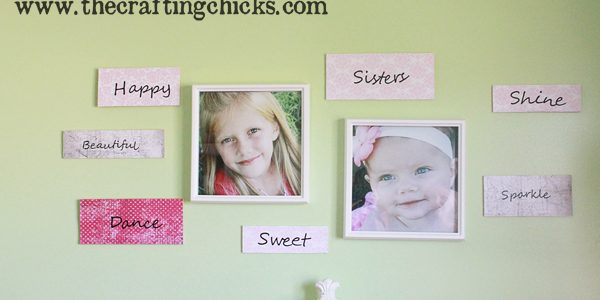 Personalized Decor – Sweet Wall Words