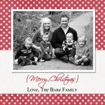 {Digital Christmas Cards + Free Template Downloads}