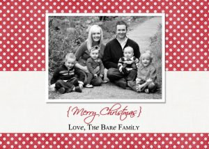 crafting chicks christmas card 1