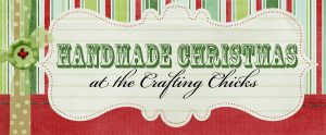 sm handmade christmas banner crafting chicks