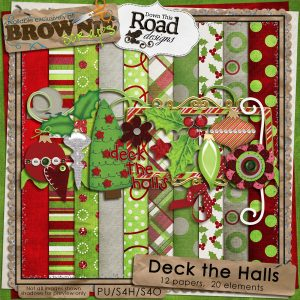 DTRD_Deck the Halls_Preview Skin