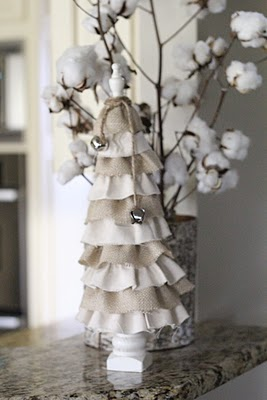 Ruffle Tree from Shanty2Chic
