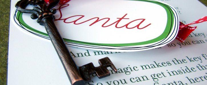 santa\'s magic key Archives - The Crafting Chicks