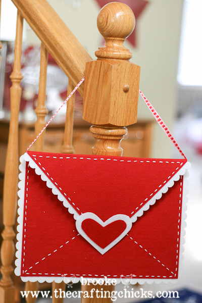 Diy Felt Valentine Envelopes Pottery Barn Kids Style