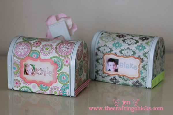 {Mini Mailboxes for Your Little Valentines}