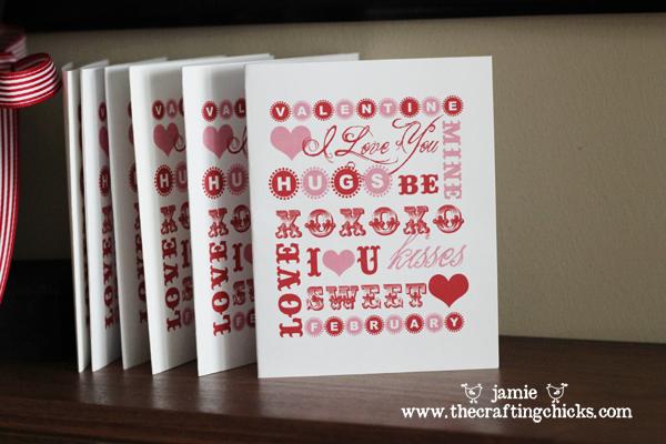 Valentines Day Word Art