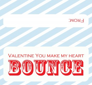 You Make My Heart Bounce