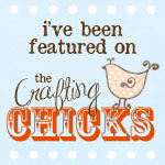 I Was Featured on The Crafting Chicks