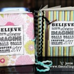 {Robert's Arts & Crafts Family Night-Inspiration Journals}