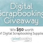 Pixelbooking Giveaway