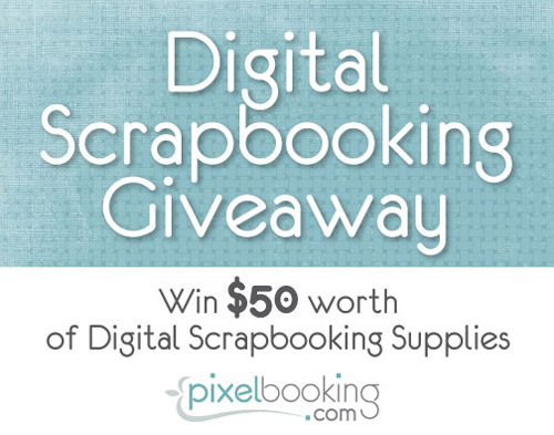 Pixelbooking Giveaway!!