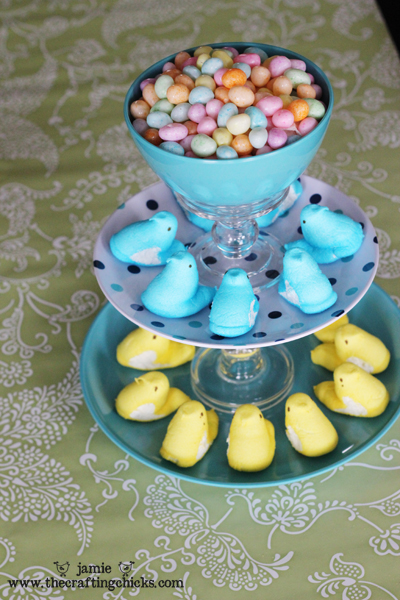 Easter Treat Stand