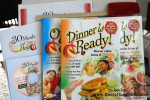 FreezerMeal books