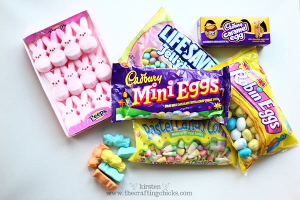 Egg Carton Easter Treats