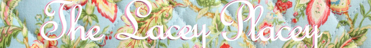 The Lacey Placey {a Giveaway}