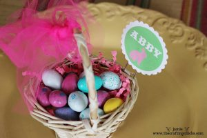 easter place cards 1