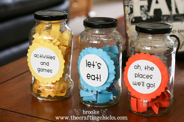 Summer Activity Jars And Grab Bags Free Printables The Crafting Chicks
