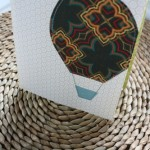 Fabric Appliqué Greeting Cards:: Angela Flicker