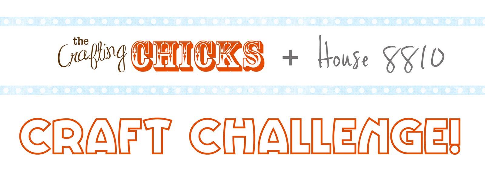 House 8810 Craft Challenge
