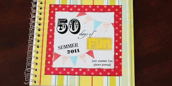 {2013 Summer Fun Journal}