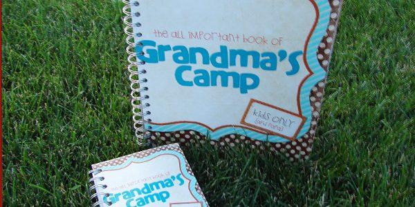 Grandma's Camp Book