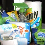 Teacher Gift Ideas:: Cleaning Supplies